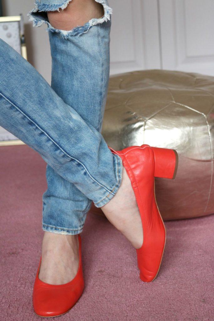 The comfiest heel EVER!!