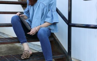 Trend to Try: Denim on Denim (+ WIN $1,000 to Nordstrom!)