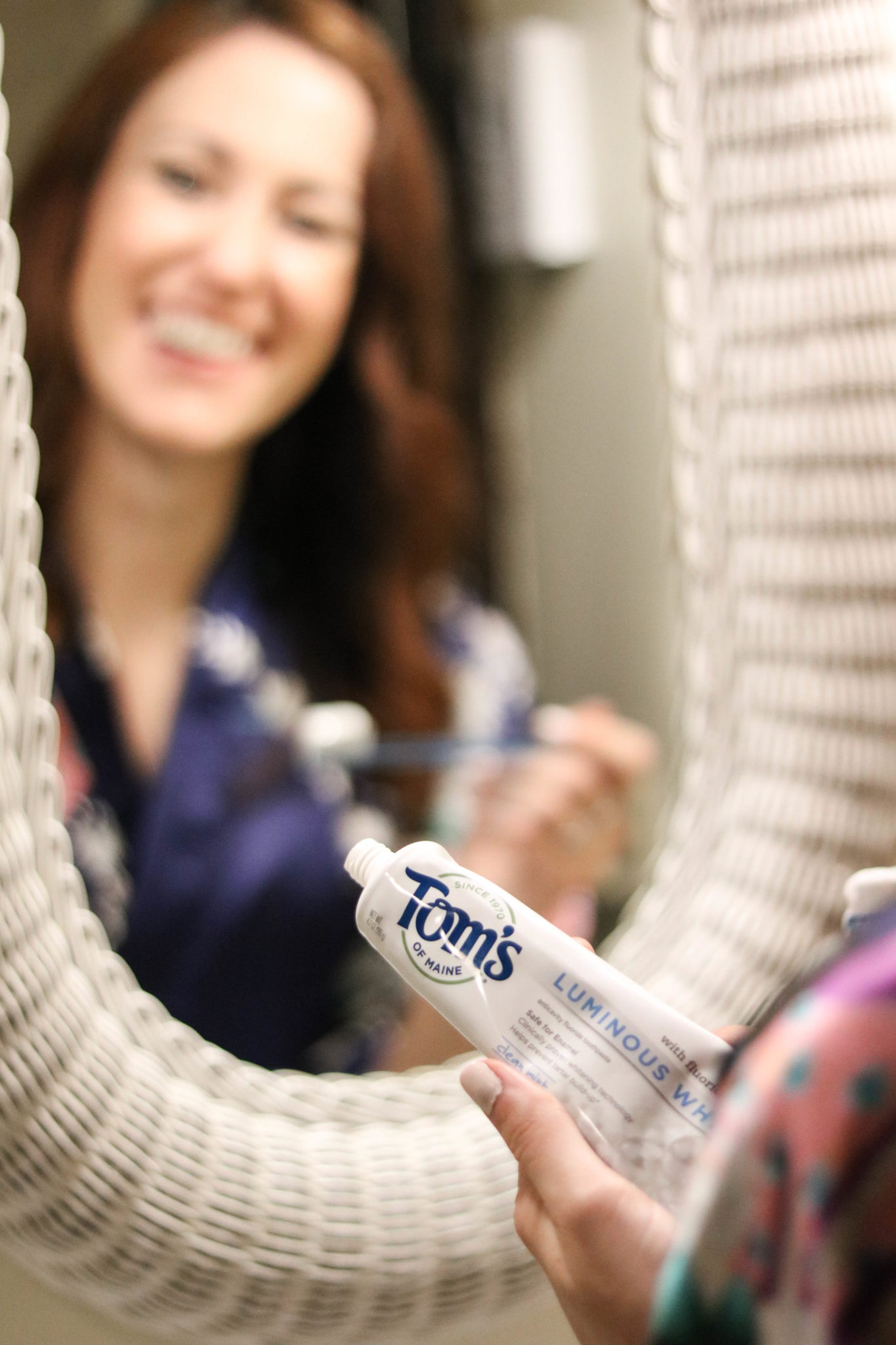 The Benefits of Smiling + How to Perfect Yours with Tom's of Maine