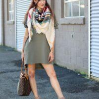 5 Fall Essentials + Your New Favorite T-Shirt Dress!