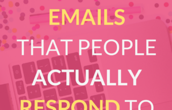 How to Write a Good Email that People Actually Respond to (+ FREE WEBINAR ALERT)