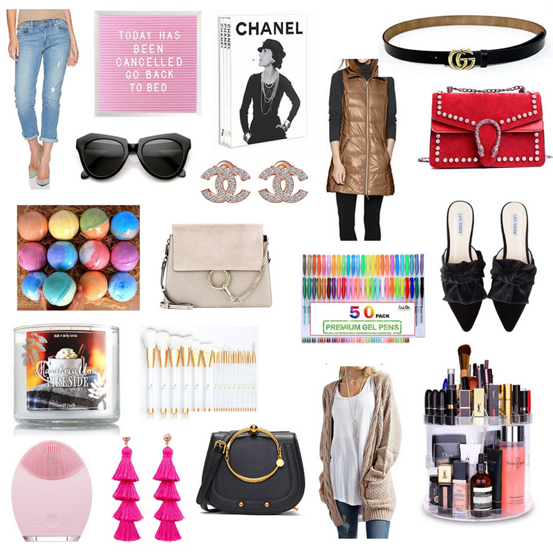Amazon Gift Guide for HER by popular Philadelphia style blogger Coming Up Roses