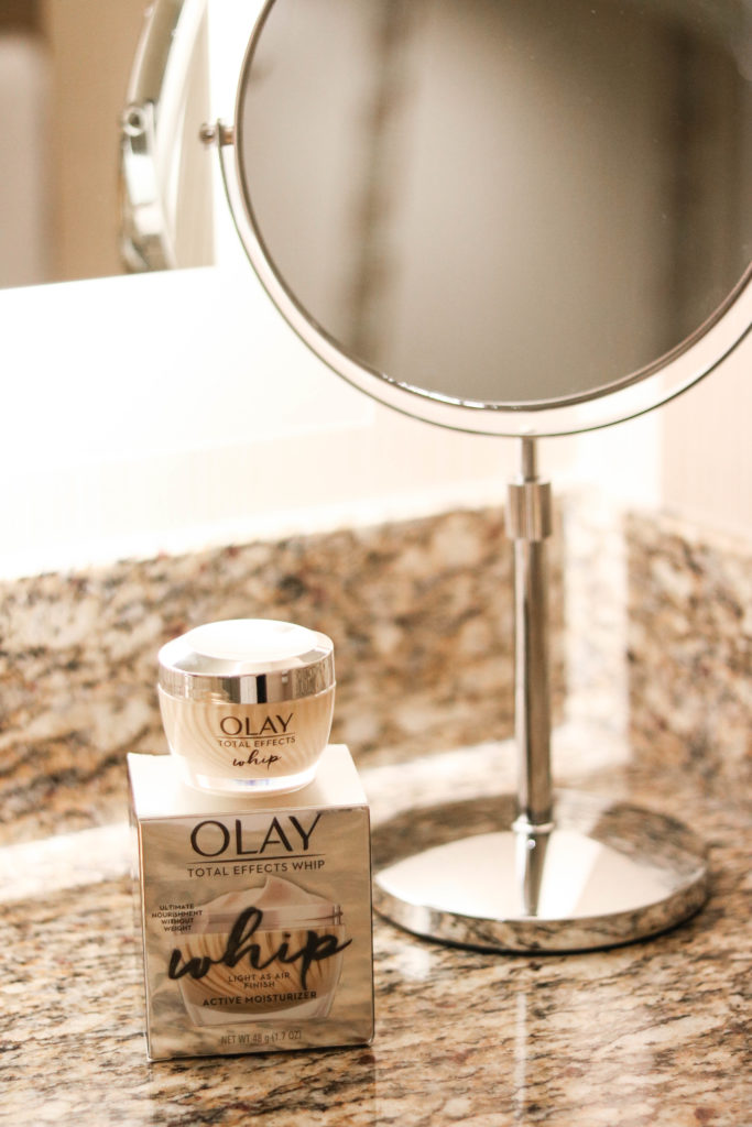 3-Step Process to Save your Skin this Winter - NEW Olay Moisturizer, Whip! - Olay Whip: The 3-Step Process to Save your Skin this Winter by popular Philadelphia beauty blogger Coming Up Roses