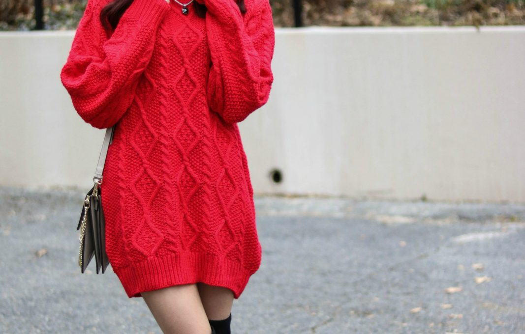 Trend to Try: Sweater Dresses + 40 Sweater Dresses for the Season