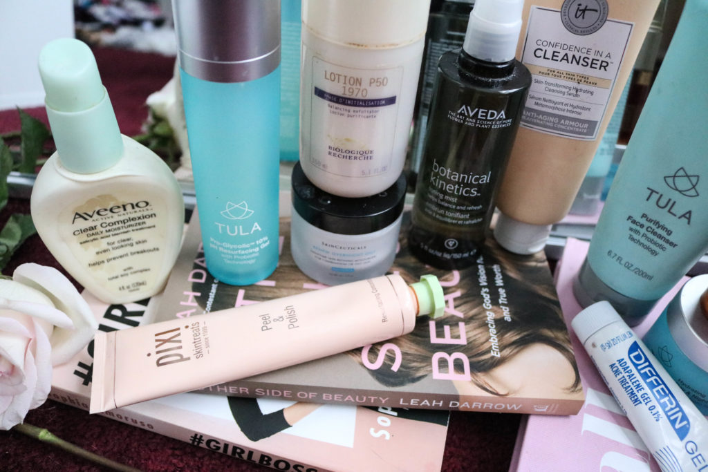 My FULL Winter Skincare Routine - Morning & Night by popular Philadelphia style blogger Coming Up Roses