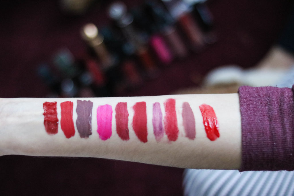 Top 10 Kiss Proof Lipsticks to make it through the Mistletoe by popular Philadelphia beauty blogger Coming Up Roses