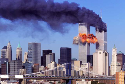 twin towers 9-11