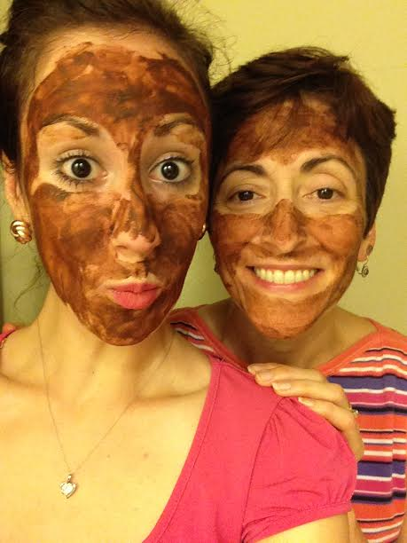 I like putting chocolate on my face, and you should too.