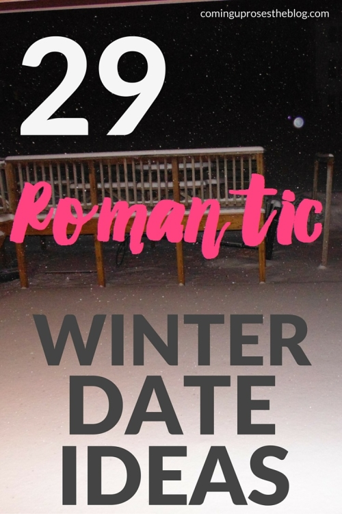 29 romantic winter date ideas | Not sure what to do for a fun Friday night date when it's freezing cold outside? These 29 winter date ideas are romantic, fun, unique, and affordable! Click to check them all out. - 29 Romantic Winter Date Ideas featured by popular Philadelphia lifestyle blogger, Coming Up Roses