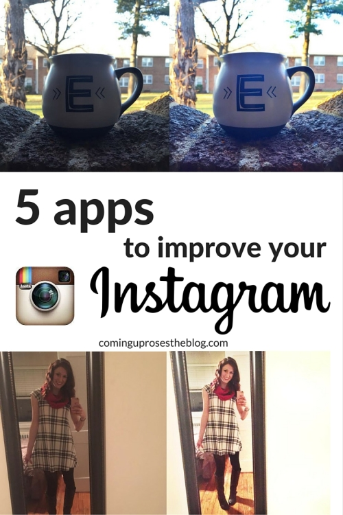 5 Apps to Improve your Instagram Game