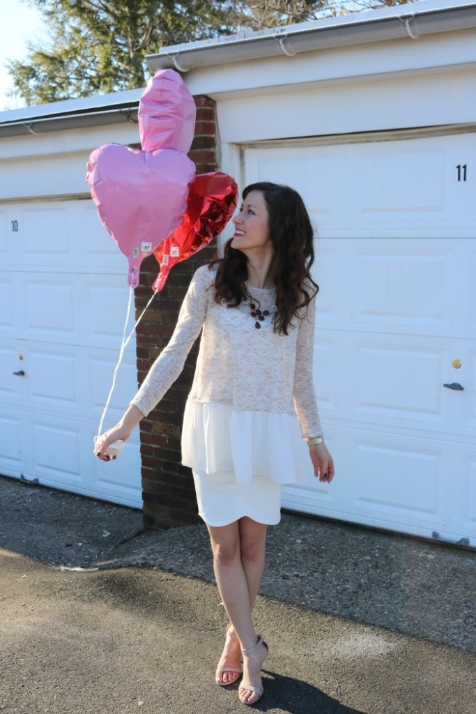 Valentine's Day Style Inspiration from Coming Up Roses
