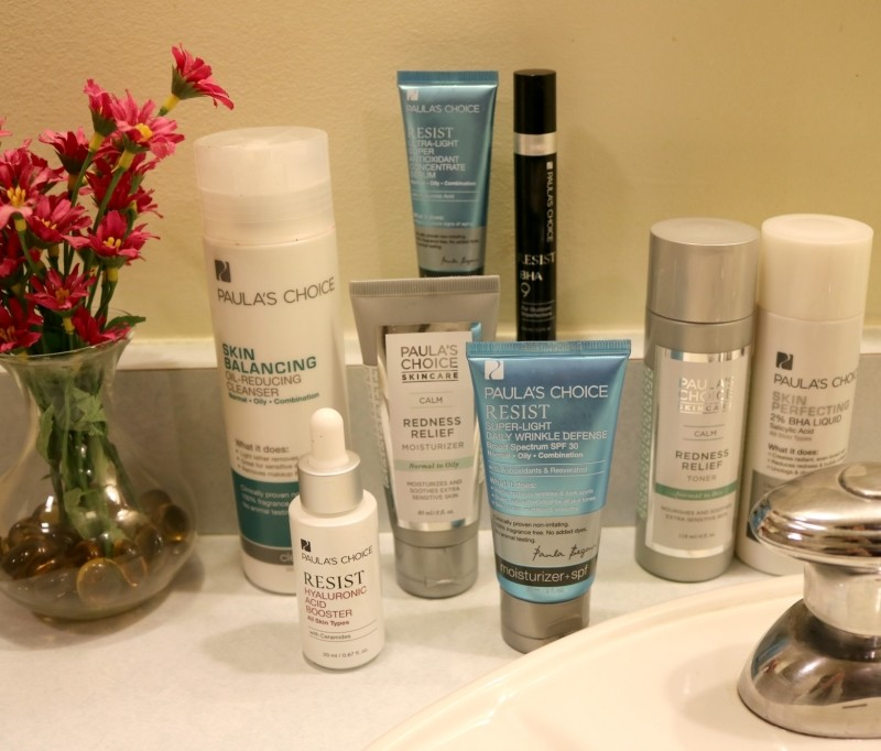 Paula's Choice Skincare for a new spring skincare routine - Coming Up Roses