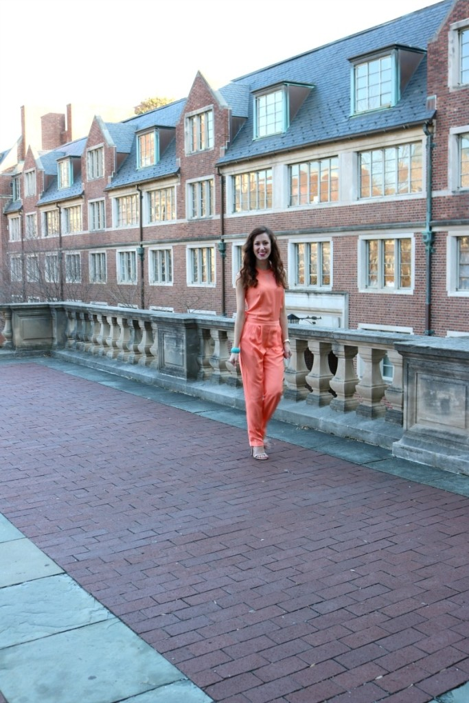 How to wear a jumpsuit - Target + Shopbop sale