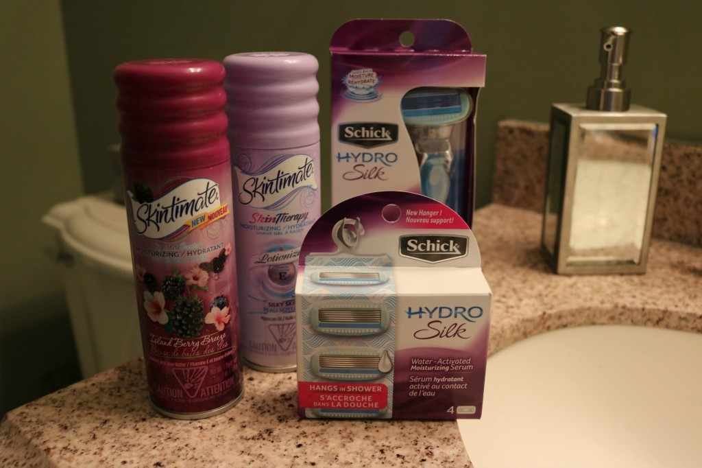 Reasons why NOT to shave - Schick 7 day challenge on Coming Up Roses
