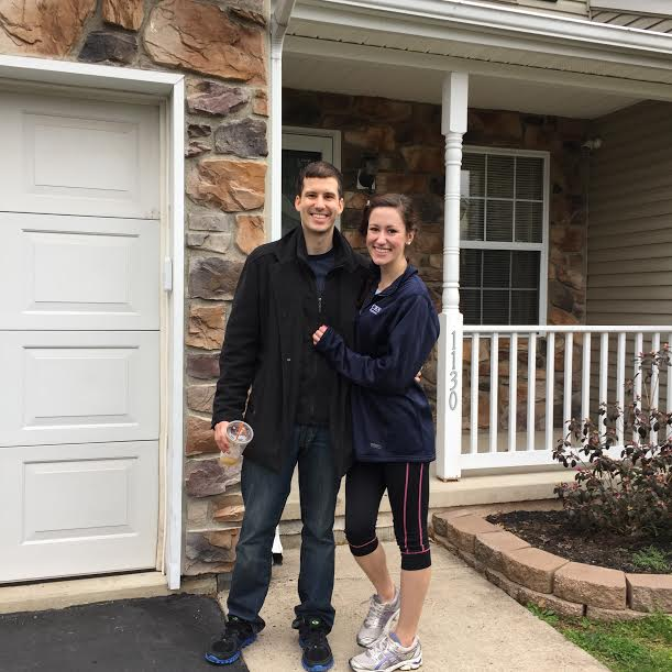moving - First House Essentials Checklist by popular Philadelphia lifestyle blogger Coming Up Roses