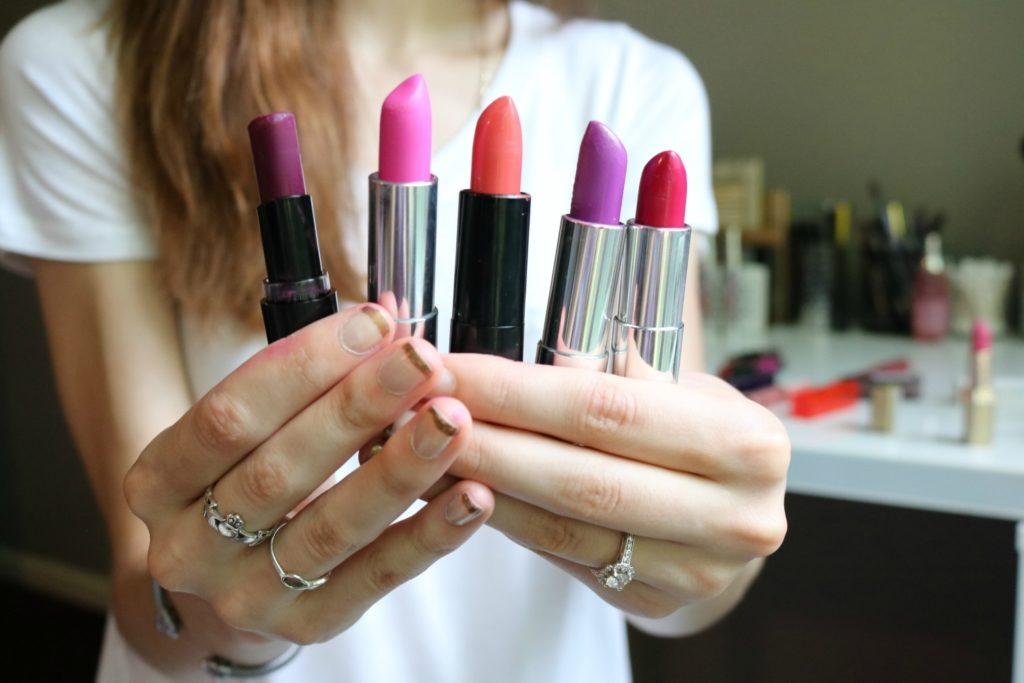 Holy Grail Drugstore Lipsticks on Coming Up Roses