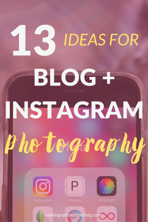 13 Ideas for Blog + Instagram Photography - Instagram Ideas on Coming Up Roses