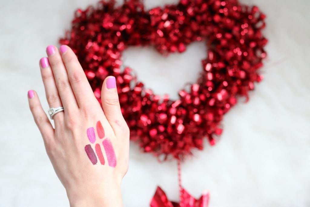 Kiss Proof Lipstick + Longwear Lip Products for Valentine's Day featured by popular Philadelphia beauty blogger, Coming Up Roses