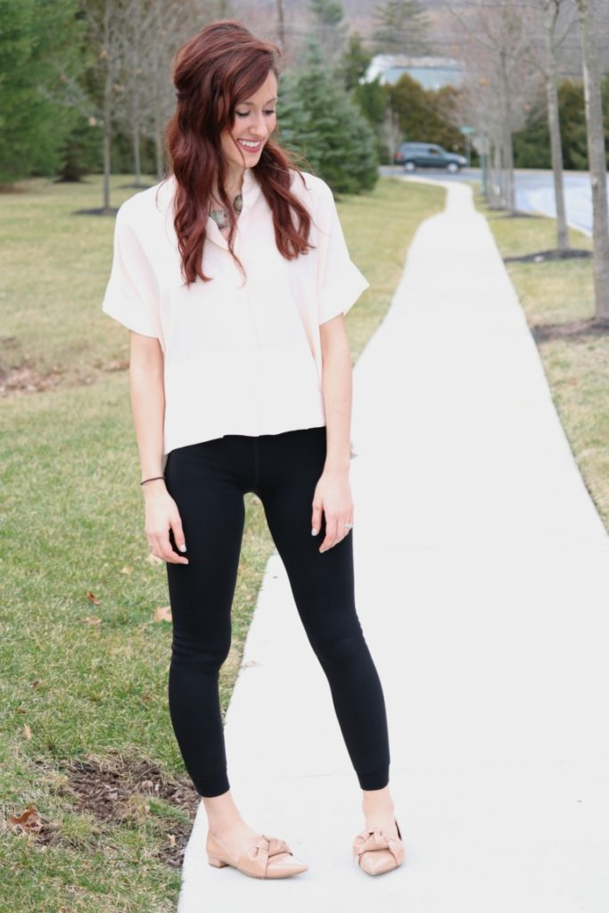 414b7e700a7ea5 What to Wear with Leggings: How to Style Black Leggings 7 Ways, for wear