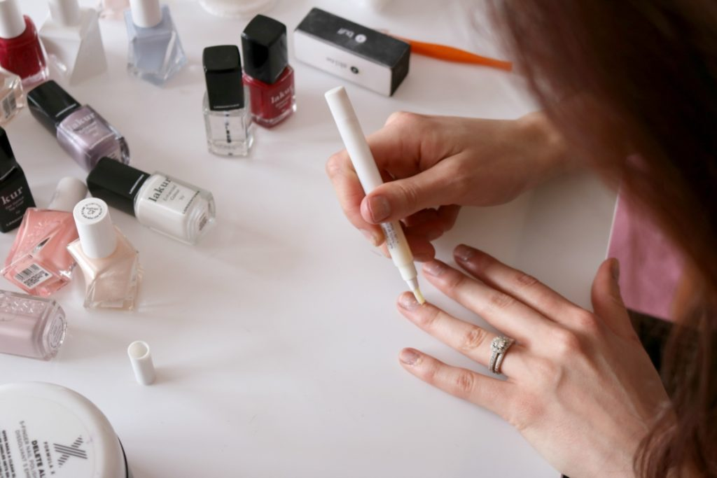 How to Give Yourself a Manicure - Best At-Home Manicure Tips, on Coming Up Roses - Best Self Manicure Tips by popular Philadelphia beauty blogger Coming Up Roses