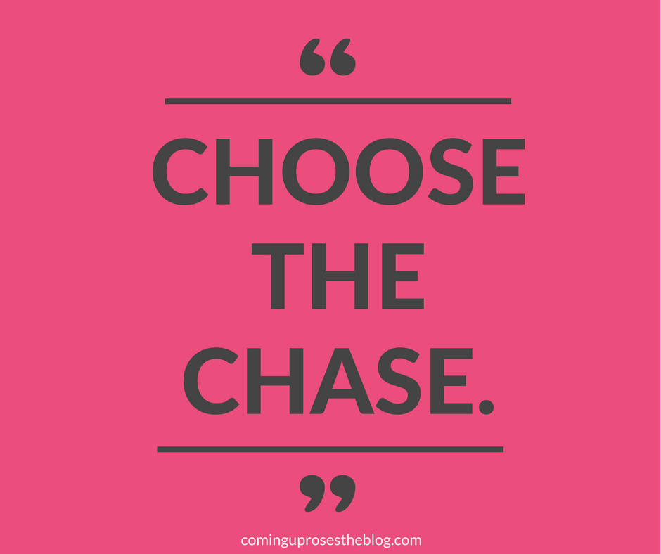 Choose happiness - Monday Mantra