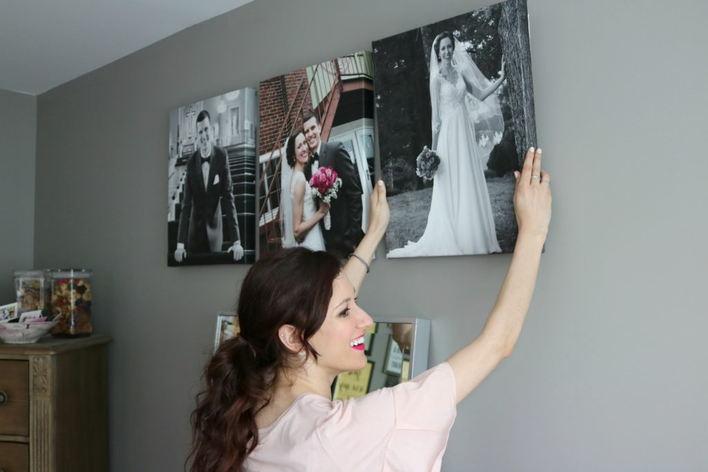 How to make a gallery wall - with Shutterfly