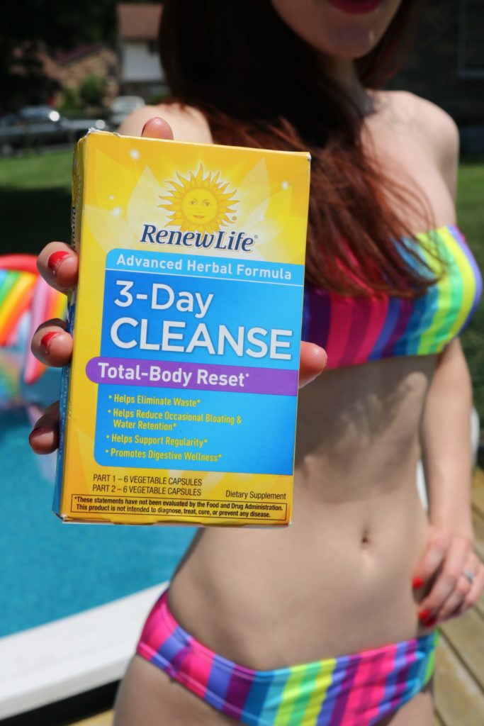 How I Feel More Confident in a Bikini - Renew Life Cleanse
