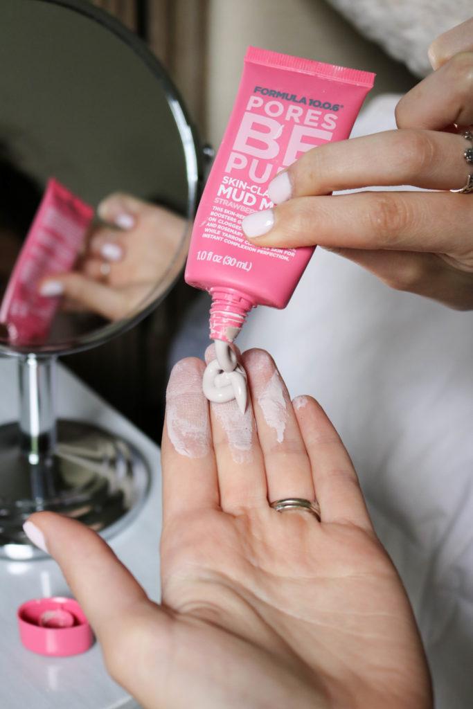 Best Face Masks for Oily Skin by popular Philadelphia beauty blogger Coming Up Roses