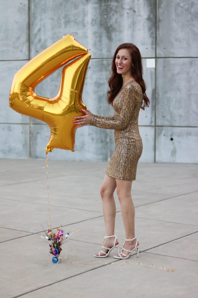4th Blogiversary! 10 Lessons Learned in 4 Years of Blogging - Blog Anniversary by popular Philadelphia lifestyle blogger Coming Up Roses