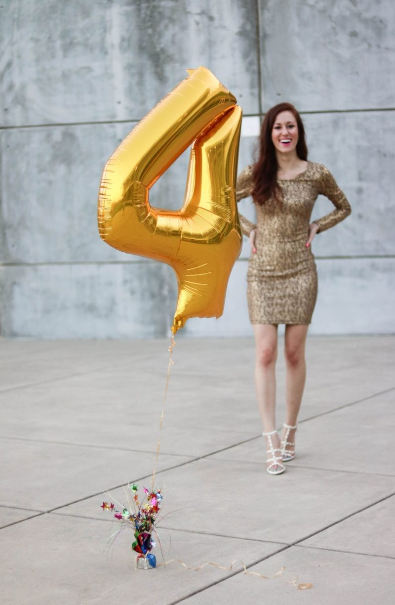 Blog Anniversary: 10 Lessons from 4 Years of Blogging
