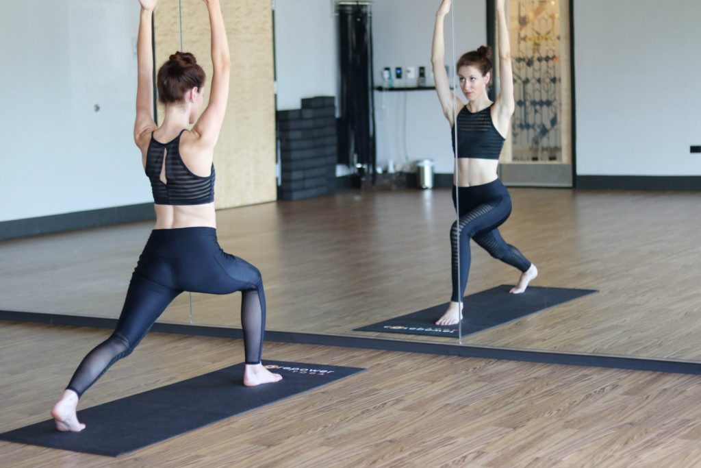 CorePower Yoga - My Fitness Routine + Journey - My Fitness routine with CorePower Yoga by popular Philadelphia lifestyle blogger Coming Up Roses