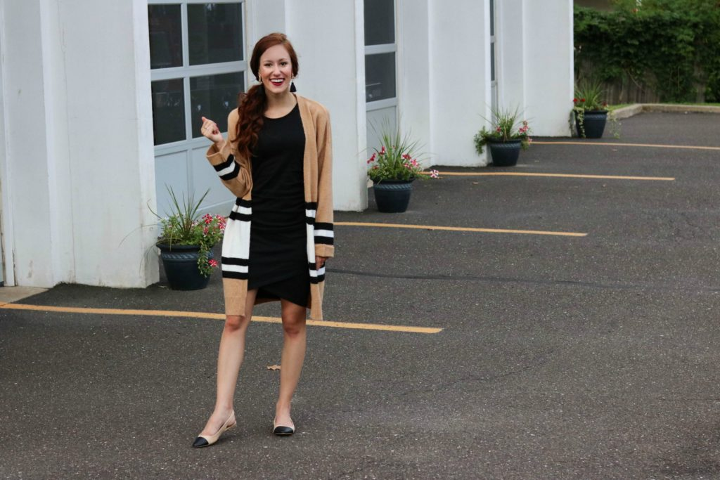 1 Thing, 3 Ways: Ruched Bodycon Dress (aka, the most flattering dress ever)