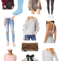Top Shopbop Sale Picks – Fall 2017
