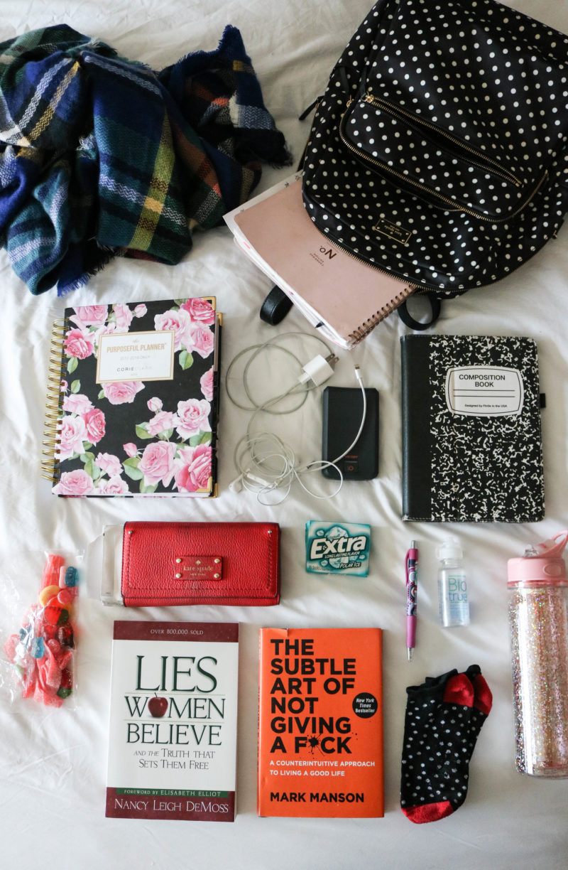 What to Pack in a Carry On (+ what you'll forget, but shouldn't!) - The Ultimate Carry On Packing List by popular Philadelphia travel blogger Coming Up Roses