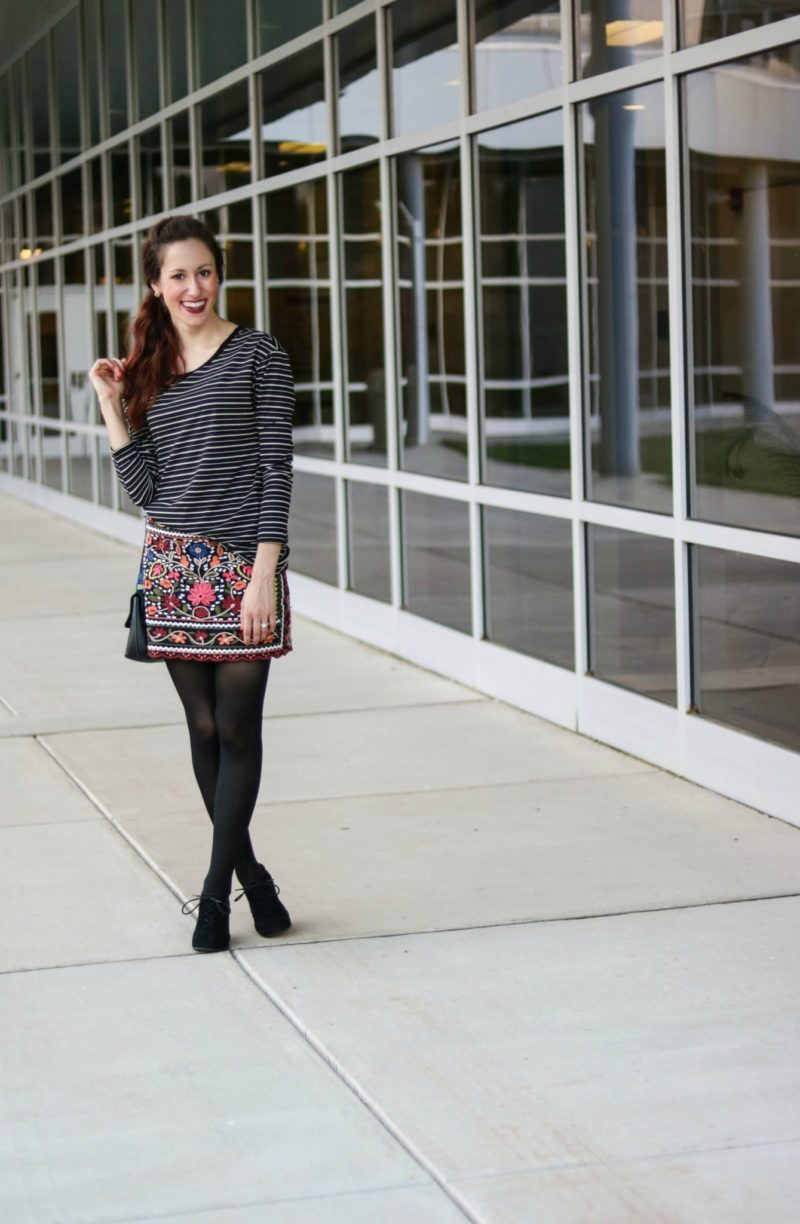 1 Thing, 3 Ways: Embroidered Skirt (+ WIN a $725 Nordstrom Gift Card!)