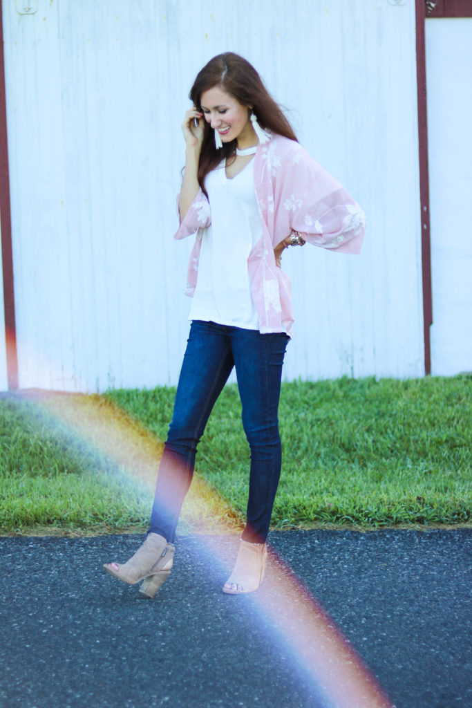 10 Steps to Declutter your Mind + the Prettiest $15 Kimono!