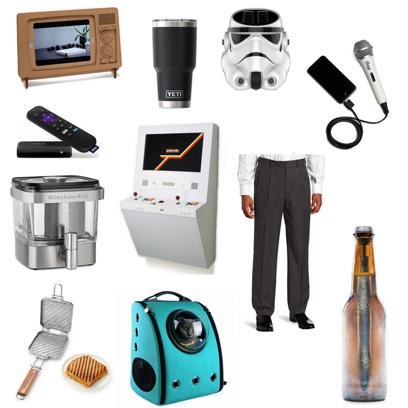 What to get a Man for Christmas - Gift Guide for your Man (from mine!)