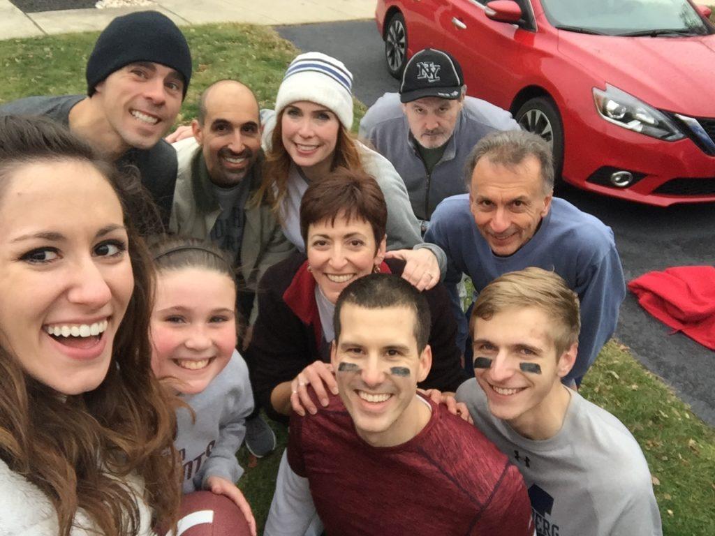 Thanksgiving football game
