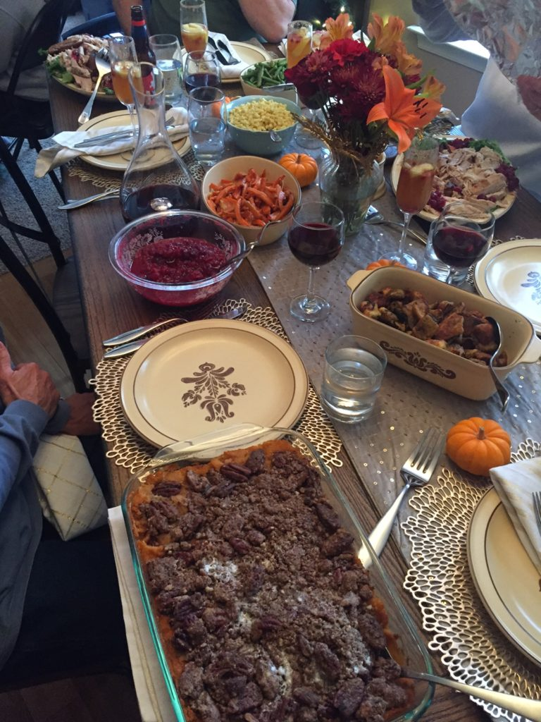 How to Host your First Thanksgiving dinner