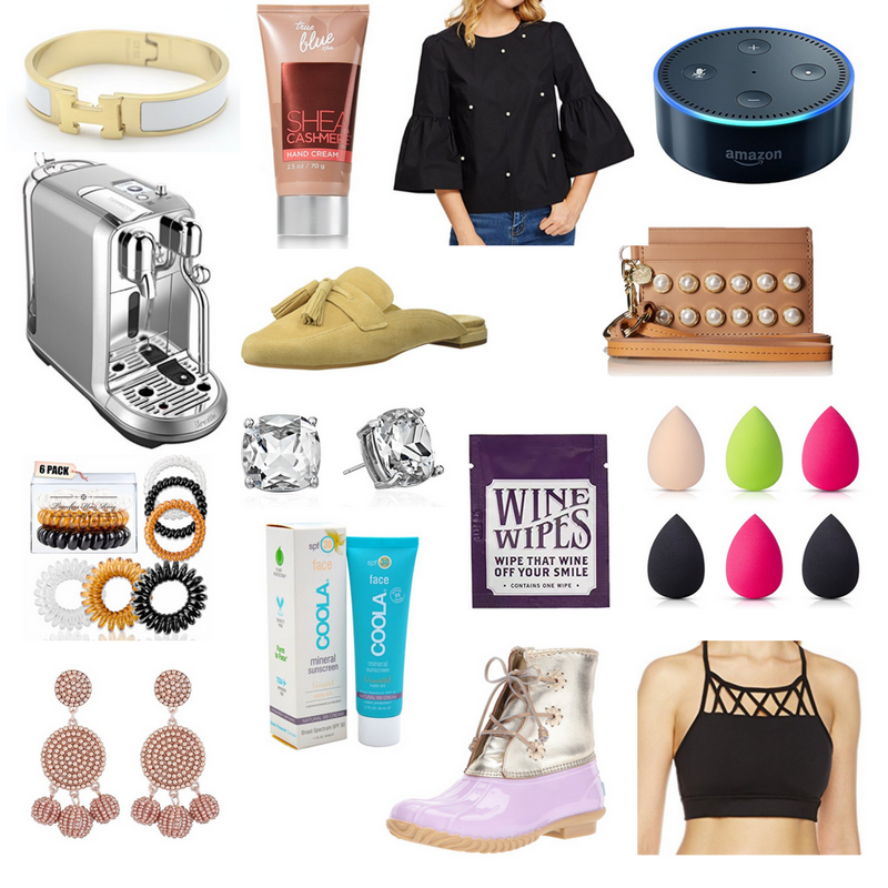Christmas is right around the corner - are you ready for it? Popular Philadelphia style blogger Coming Up Roses shares the ultimate Amazon Gift Guide for HER, with 37+ gifts she'll lovelovelove! Click here now for all the info!