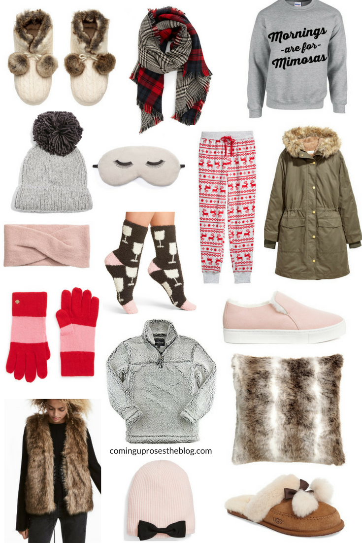 THE COZY GIFT GUIDE FOR THE HOMEBODY + Santa's Shop!