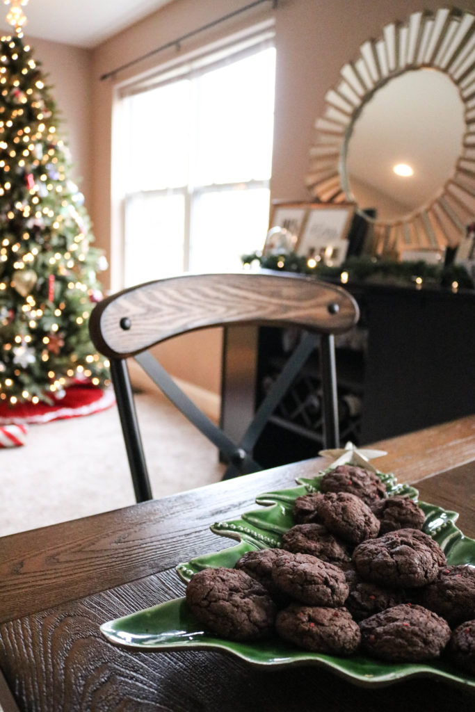 Christmas Home Decor Tour + 7 Tips for Safe Decorating by popular Philadelphia style blogger Coming Up Roses