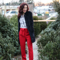 2 Christmas Outfit Ideas you'll Lovelovelove (+ a Nordstrom giveaway!)