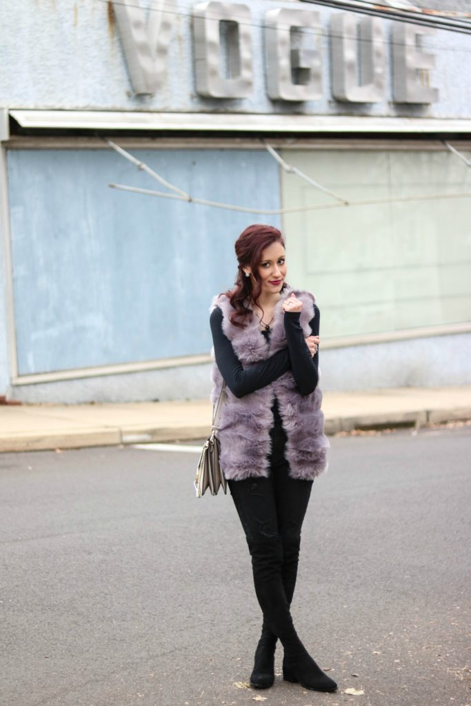 CHIC Winter Layering 101 - How to Layer in Winter without looking Bulky!