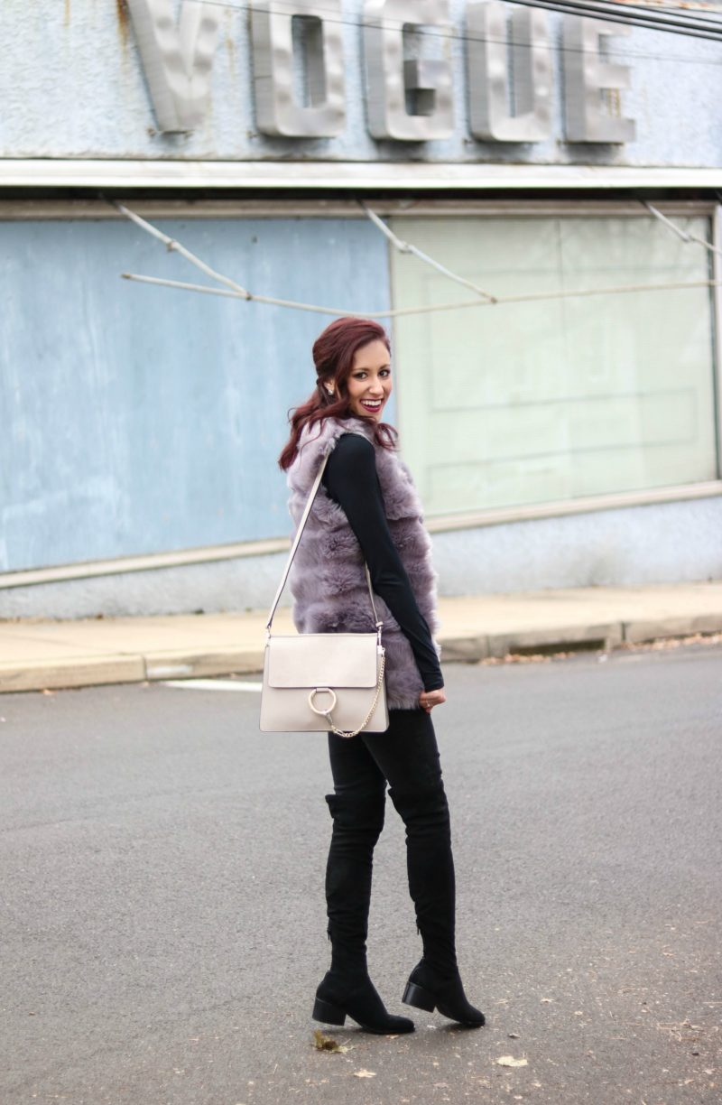 CHIC Winter Layering 101 - How to Layer in Winter without looking Bulky! CHIC Winter Layering 101 - How to Layer in Winter without looking Bulky! by popular Philadelphia fashion blogger Coming Up Roses