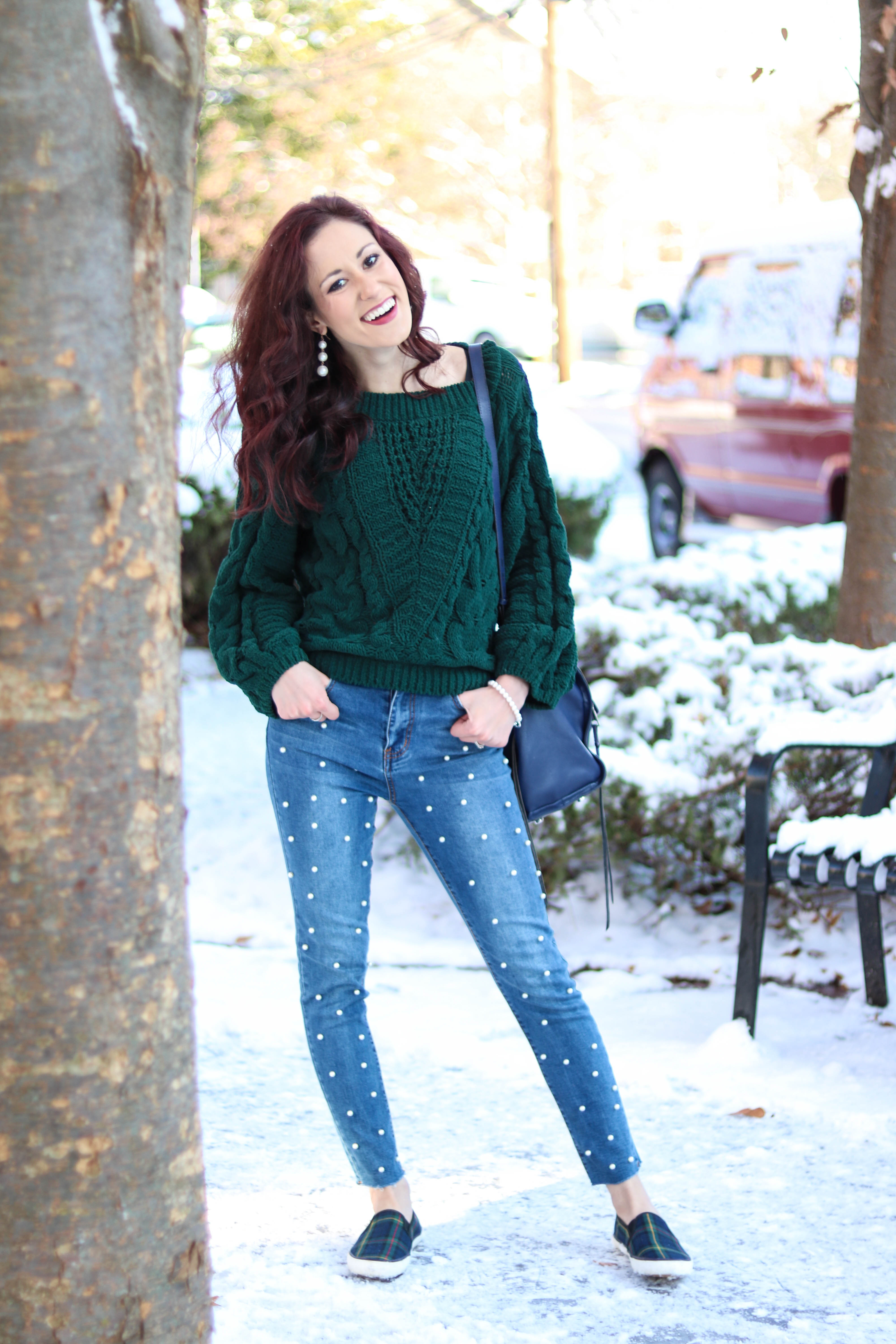 1bea9d4f2 Pearl Jeans: A Trend To Try | Fashion & Style | Coming Up Roses