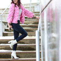 Winter Power Outfit + Q1 PLAYLIST
