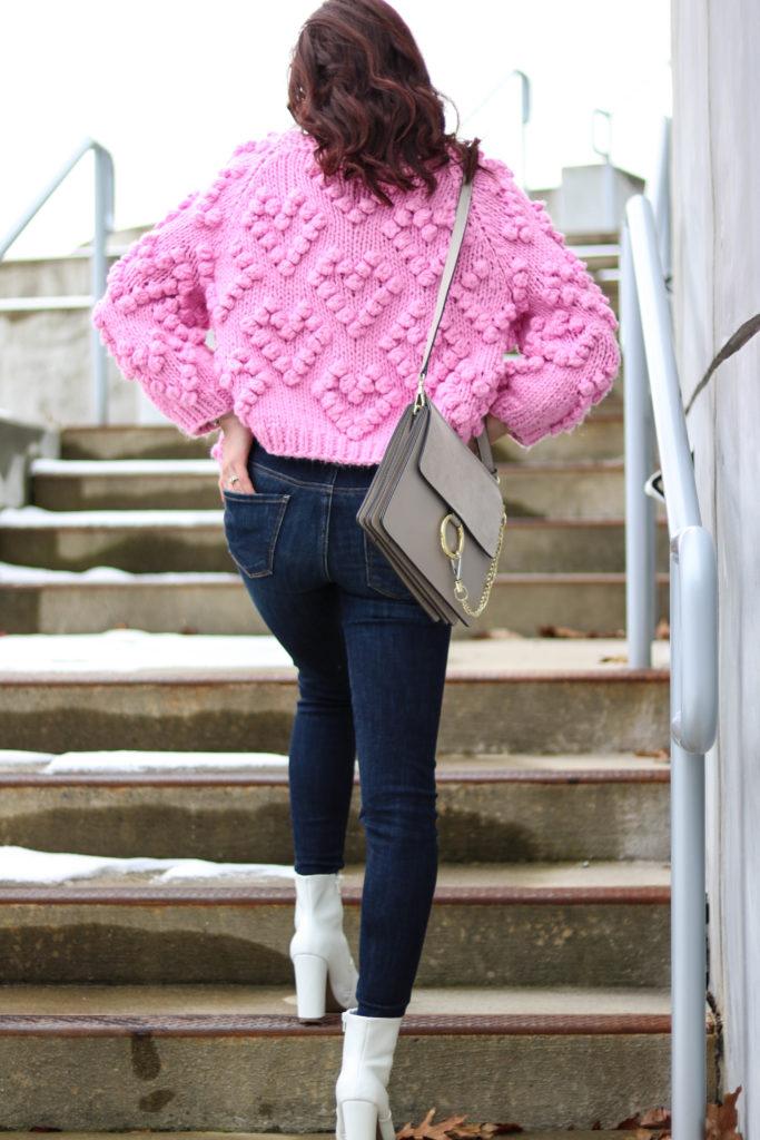Winter POWER OUTFIT + Q1 Playlist! - Cute winter outfit on Coming Up Roses - Winter Power Outfit by popular Philadelphia style blogger Coming Up Roses