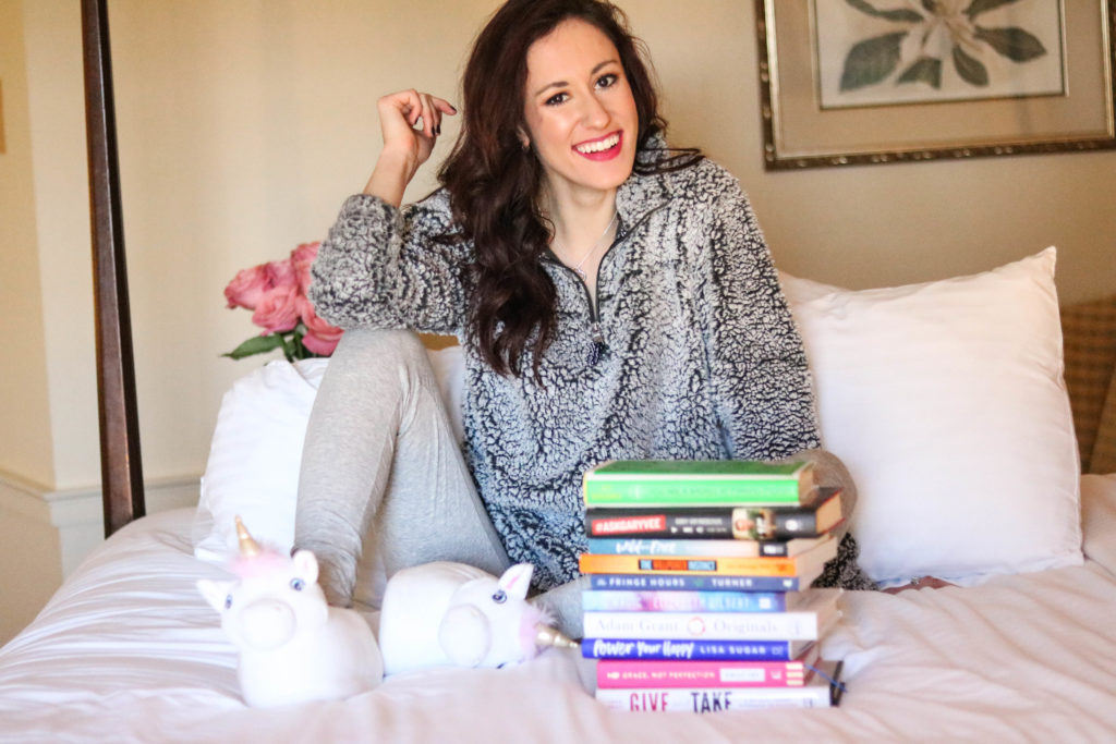 Winter Reading List - Books to Cozy Up with This Winter