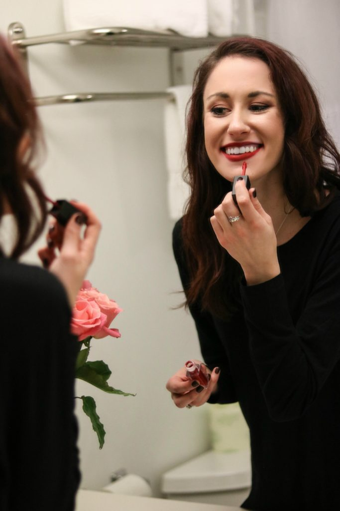4 Steps to Perfecting your Pucker - How to Fix Dry Lips in Winter by popular Philadelphia beauty blogger Coming Up Roses